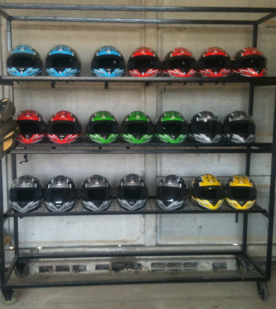 Casques - ACS-Karting